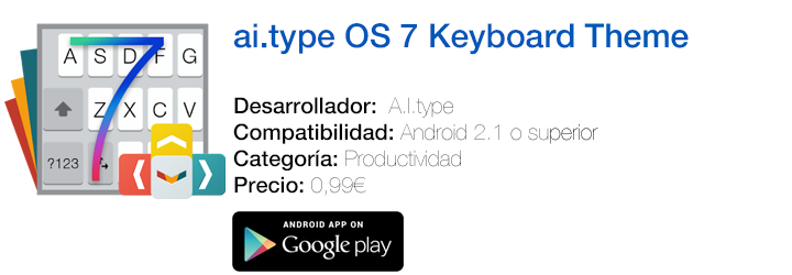 https://play.google.com/store/apps/details?id=com.aitype.android.theme.iOS7