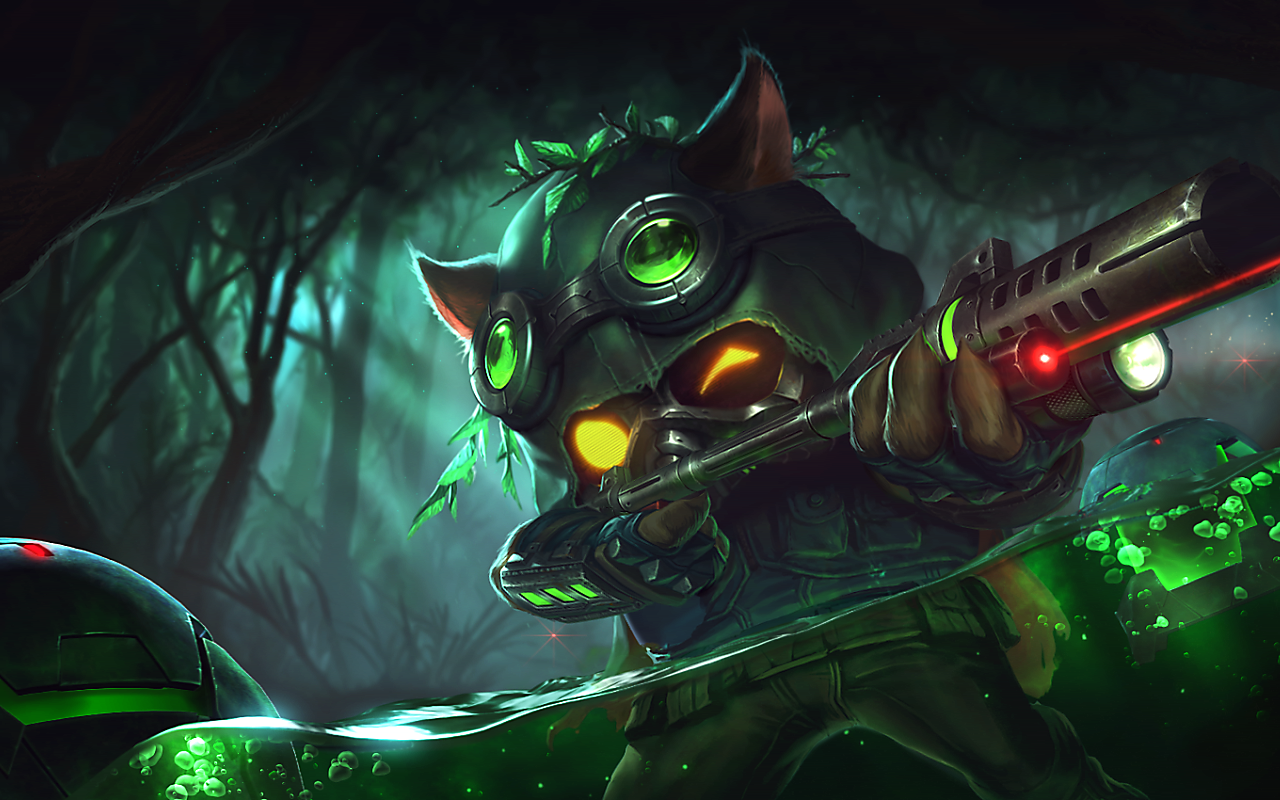 teemo wallpaper - photo #23