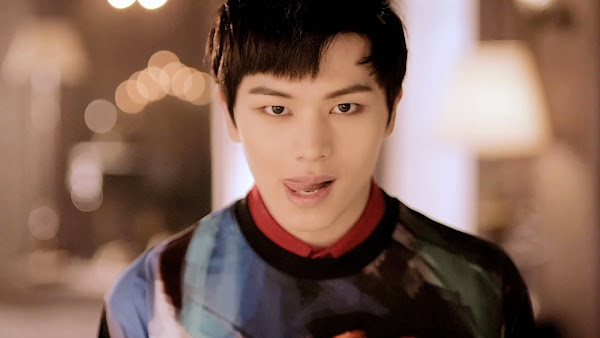 BtoB Wow Japanese Sungjae