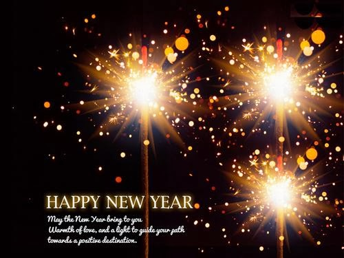 Top Happy New Year Messages For Friendship 2015