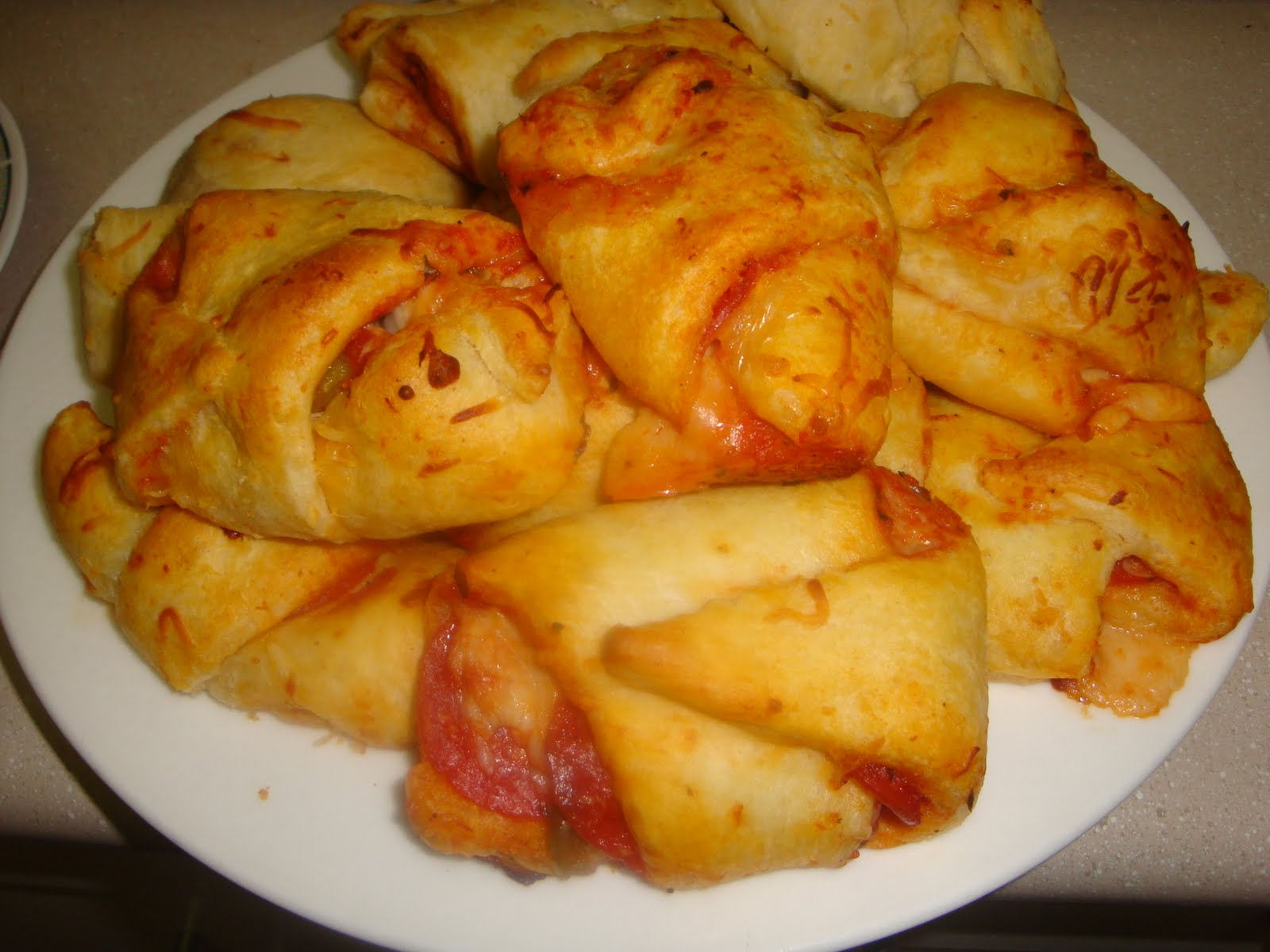 Wine Down with the Owens: Homemade Pizza Rolls