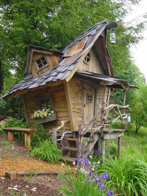 Coolest Cabins Play House Cabin Blairsville