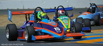 Formula Mazda (FM) - No one is having more fun!!!