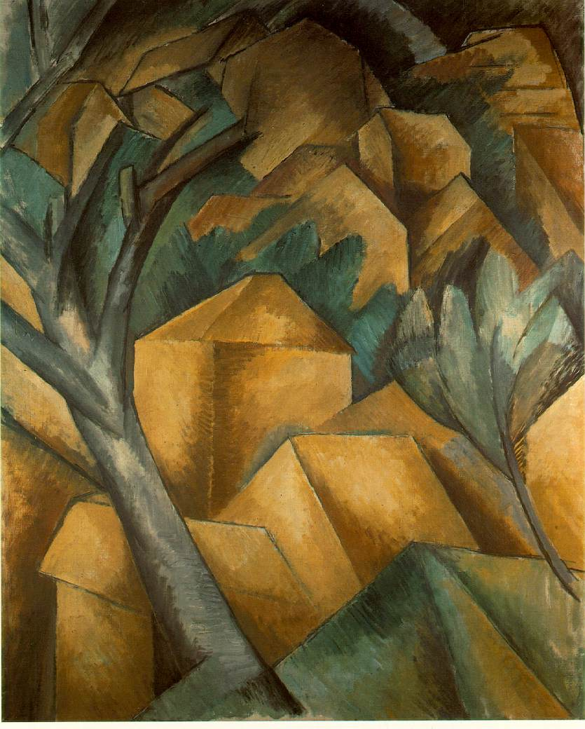 pablo picasso and paul czanne essay To see paul cezanne only as a seed of modern art is to misunderstand the  magnitude of his accomplishment (essay by richard nilsen)  some of  cezanne's paintings and the analytic cubism of picasso and braque.