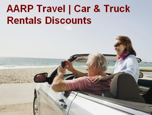 Rental Car Deals Aarp