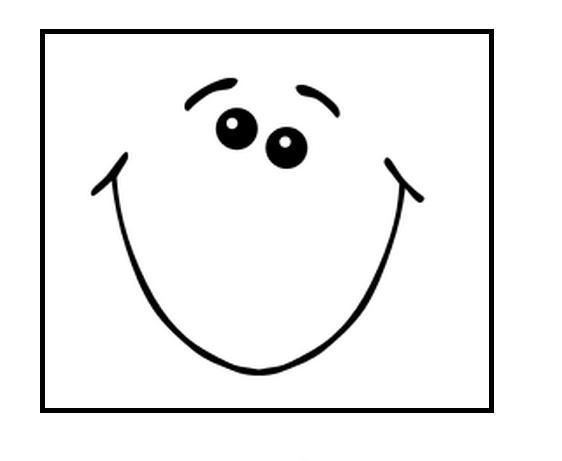 Cara feliz dibujo - Imagui