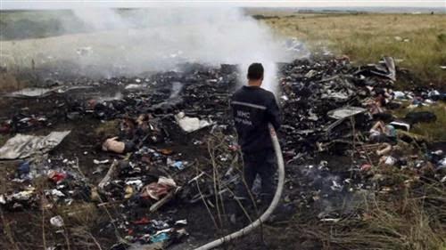 Foto Terbaru Pesawat Malaysia Airlines MH17