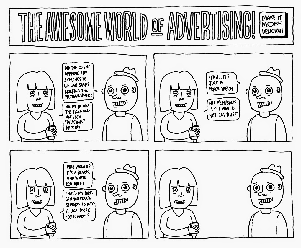 Awesome World of Advertising