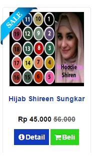 Hijab Shireen Terbaru