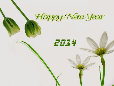 New year wallpaper 2014