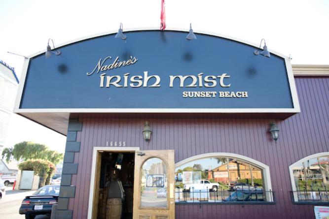 Irish Mist Sunset Beach Ca