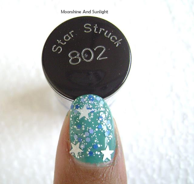 Star Struck | Maybelline Go Graffiti | Swatch & Review