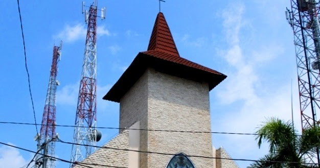 Paroki Santa Maria La Salette Juwana