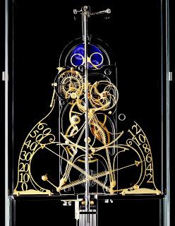 horloge hippocampe Miki Eleta