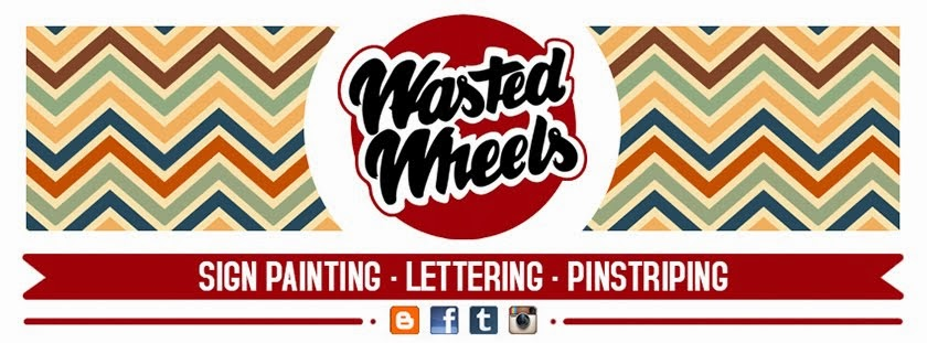 WASTED WHEELS