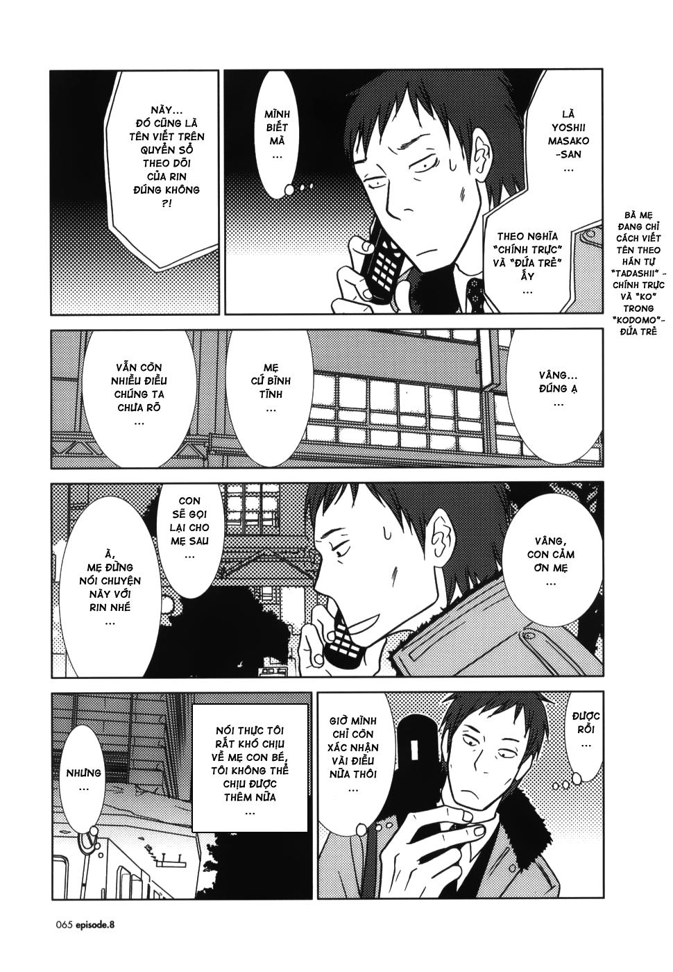 Usagi Drop chap 8 Trang 29 - Mangak.info