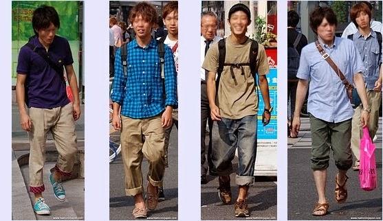 Akbari Saga Japanese Fashion Style Trend Fashion