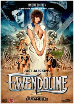 Download - As Aventuras de Gwendoline no Paraíso DVDRip - AVI + Legenda (SEM CORTES)