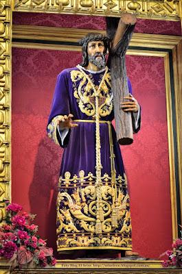 Nuestro Padre Jesus Nazareno. León. Noviembre 2015. Foto G. Márquez.