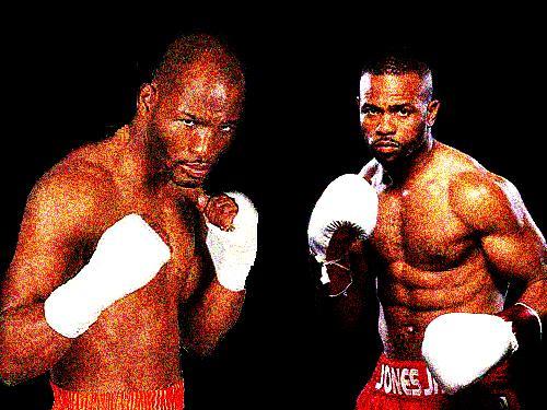 Roy Jones Jr vs Bernard Hopkins 1 & James Toney Highlights ...