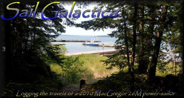 MacGregor 26M Sail Log