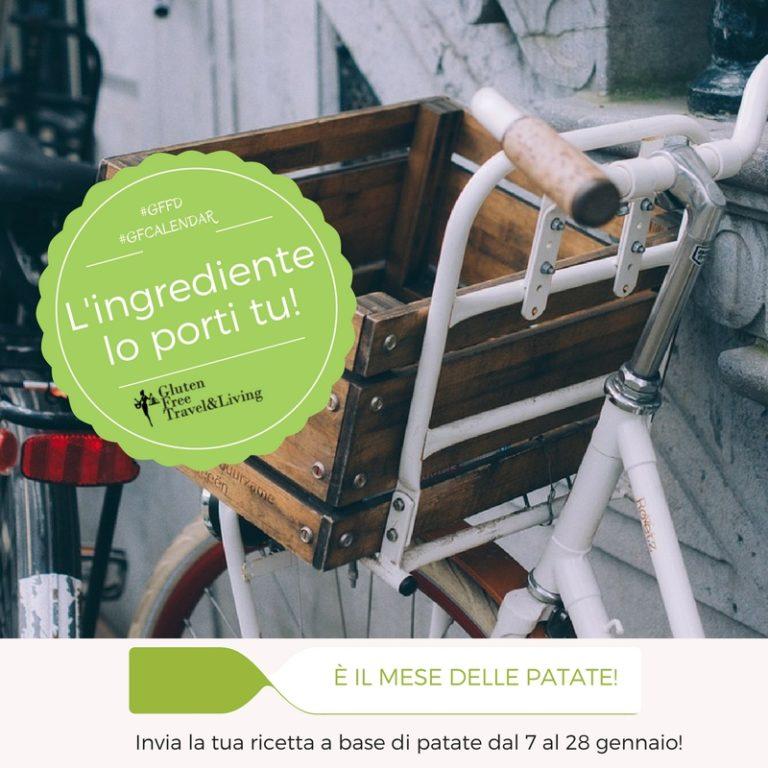 Partecipo al #GFCalendar del mese di gennaio di Gluten Free Travel & Living
