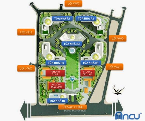 Mở bán căn hộ tòa nhà R6 - Vinhomes Royal City: Thiết kế đột phá, giá từ 2,3 tỉ đồng