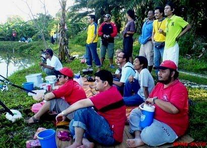 Di Wak Nan Fishing Challenge