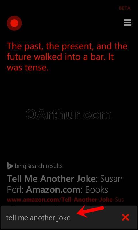 Cortana tell me another joke myideasbedroom com