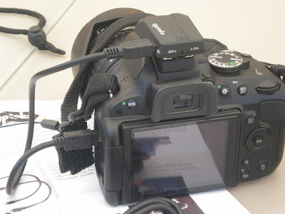 GPS Opteka GPN-1 para Nikon