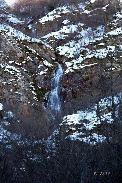 Xiblu Waterfall Asturias -  Spain