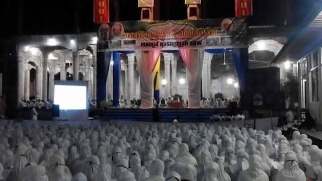 sejarah perayaan maulid pertama kali