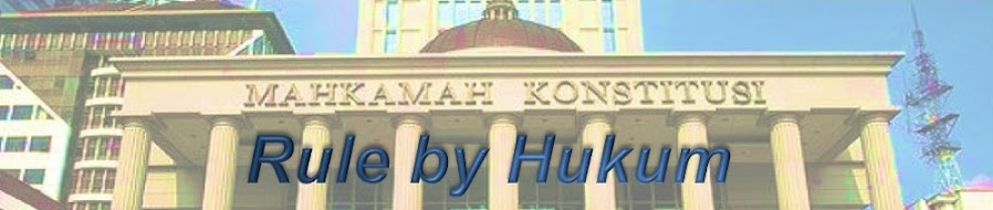 Rule by Hukum: Law in Southeast Asia