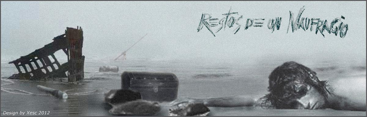 Restos de un naufragio