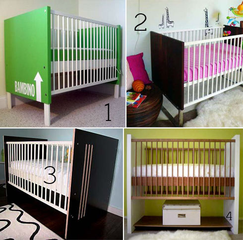 prairie perch my top 5 cribs. Black Bedroom Furniture Sets. Home Design Ideas