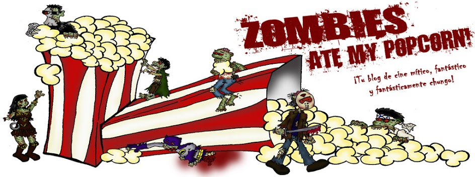 Zombies ate my popcorn!