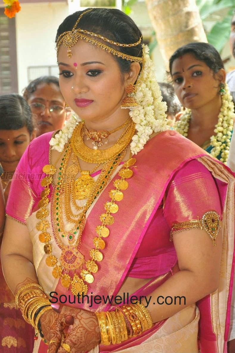 Saranya Sasi Wedding Jewellery Jewellery Designs
