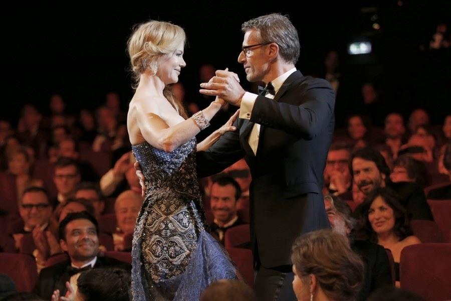 Iscomigoo: Lambert Wilson et Nicole Kidman à la cérémonie d'ouverture