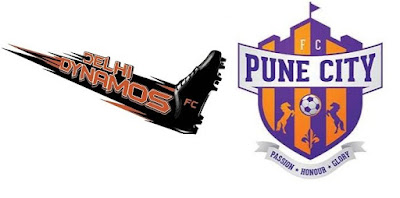FC Pune City Vs Delhi Dynamos FC Live Streaming, Live Score, Live Commentary