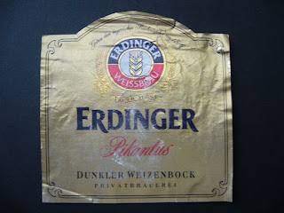 Erdinger Weissbräu german beer