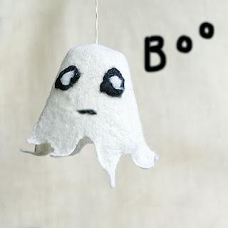 Tonyautkina diy how to make halloween ghost home decoration - Diy halloween ghost decorations ...