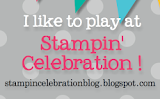 Stampin' Celebration Challenge Blog