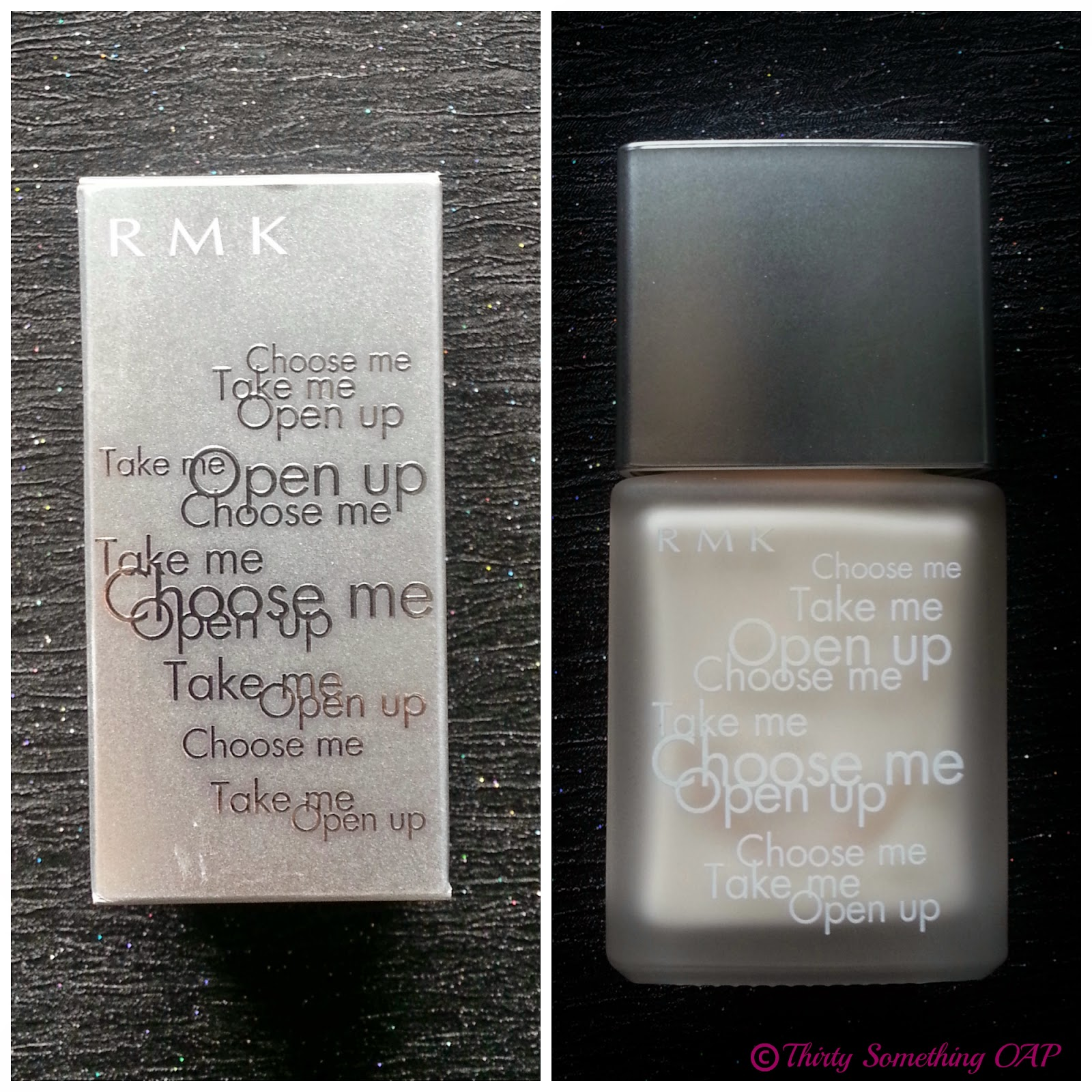 RMK makeup base