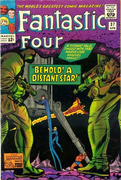 Fantastic Four #37, the Skrull Homeworld