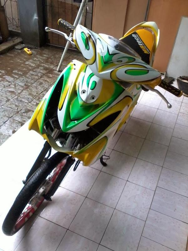 Gambar Modifikasi Motor Yamaha Mio Sporty Terbaru title=