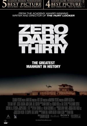 sinopsis film zero dark thirty
