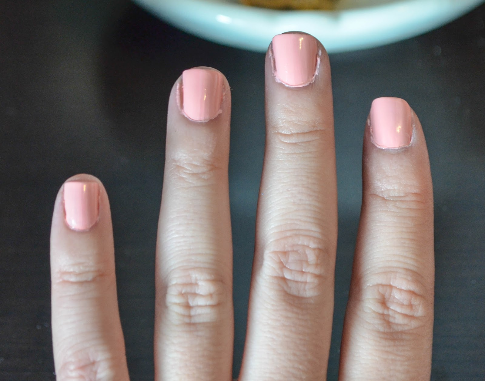Dorm room curly review flower cosmetics nail polishes gorgeous gerbera second coat izmirmasajfo