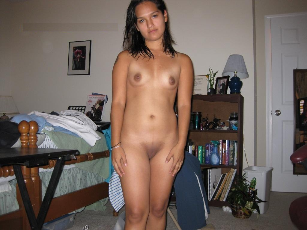 Asian nude girl