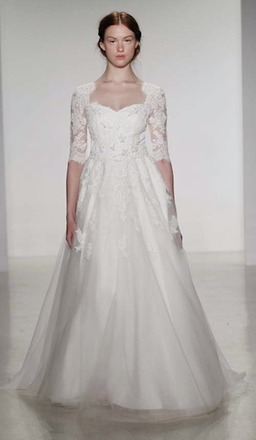Kelly Faetanini Fall 2014 Wedding Dresses