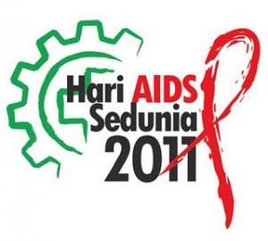LOHO HARI AIDS SEDUNIA 2011